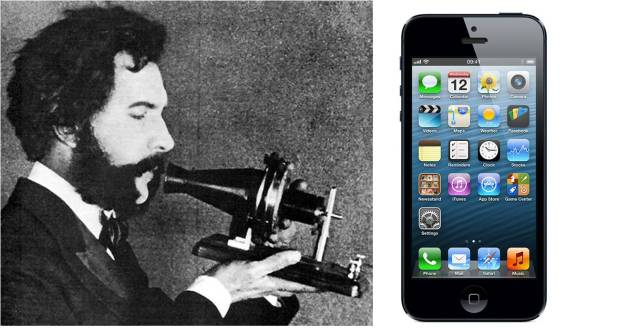 From Bell to iPhone